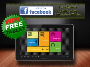 Win-A-Tablet